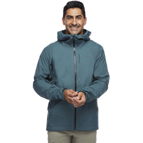 Black Diamond Highline Stretch Shell Jacket Men, raging sea